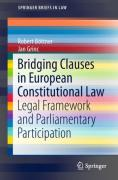 Cover of Bridging Clauses in European Constitutional Law: Legal Framework and Parliamentary Participation