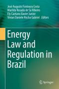 Cover of Energy Law and Regulation in Brazil