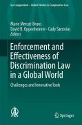 Cover of Enforcement and Effectiveness of Discrimination Law in a Global World: Challenges and Innovative Tools