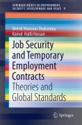 Cover of Job Security and Temporary Employment Contracts: Theories and Global Standards
