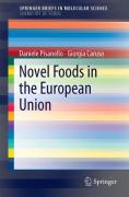 Cover of Novel Foods in the European Union