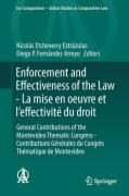 Cover of Enforcement and Effectiveness of the Law - La mise en oeuvre et l'effectivité du droit
