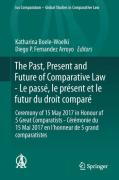 Cover of The Past, Present and Future of Comparative Law - Le passé, le présent et le futur du droit comparé
