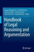 Cover of Handbook of Legal Reasoning and Argumentation