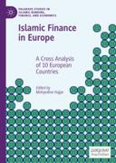 Cover of Islamic Finance in Europe: A Cross Analysis of 10 European Countries
