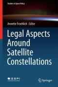 Cover of Legal Aspects Around Satellite Constellations