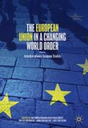 Cover of The European Union in a Changing World Order: Interdisciplinary European Studies