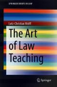 Cover of The Art of Law Teaching