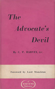 Cover of The Advocate's Devil