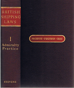 Cover of McGuffie: Admiralty Practice