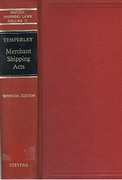 Cover of Temperley: The Merchant Shipping Acts
