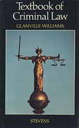 Cover of Textbook of Criminal Law