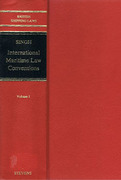 Cover of Singh: International Maritime Law Conventions 3rd ed: Volume 2 Safety