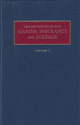 Cover of The Law and Practice of Marine Insurance and Average