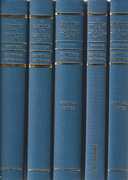 Cover of Sir William Searle Holdsworth: A History of English Law: Set of 17 Volumes