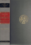 Cover of Chitty on Contracts 25th ed: Volumes 1 & 2