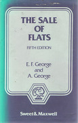 Cover of The Sale of Flats 5th ed