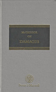 Cover of McGregor on Damages 15th ed