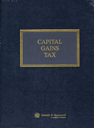 Cover of Whiteman on Capital Gains Tax 4th ed with 17th Supplement