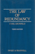 Cover of The Law of Redundancy
