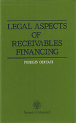 Cover of Legal Aspects of Receivables Financing
