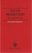 Cover of Sales Promotion and Advertising: A Legal Guide