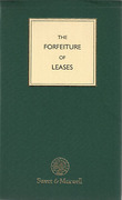 Cover of Forfeiture of Leases