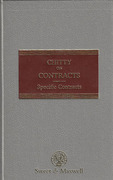 Cover of Chitty on Contracts 27th ed: Volume 1 only