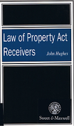 Cover of Law of Property Act Receivers