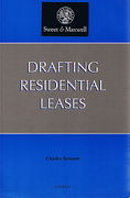 Cover of Drafting Residential Leases