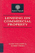 Cover of Lending on Commercial Property
