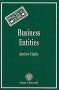 Cover of Business Entities