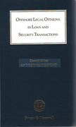 Cover of Offshore Legal Opinions in Loan and Security Transactions