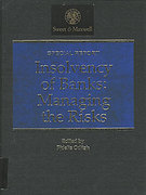 Cover of Insolvency of Banks: Managing the Risks
