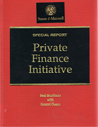 Cover of Special Report: Private Finance Initiative