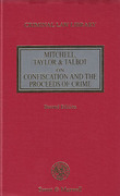 Cover of Mitchell, Taylor & Talbot on Confiscation and the Proceeds of Crime 2nd ed