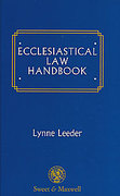Cover of The Ecclesiastical Law Handbook