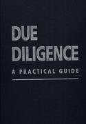 Cover of Due Diligence: A Practical Guide Looseleaf