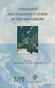 Cover of Citizenship and Nationality Status in the New Europe