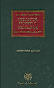 Cover of Enforcement of Intellectual Property in European and International Law
