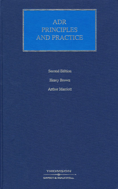 Wildy sons ltd the worlds legal bookshop search results for adr principles and practice 2nd ed fandeluxe Images