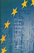Cover of IT Law in the European Union
