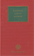 Cover of Brice on Maritime Law of Salvage 3rd ed
