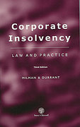 Cover of Corporate Insolvency: Law and Practice