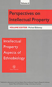 Cover of Intellectual Property Aspects of Ethno-biology