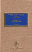 Cover of Williams, Mortimer and Sunnucks: Executors, Administrators and Probate 18th ed
