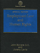 Cover of Employment Law and Human Rights