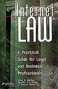 Cover of Internet Law