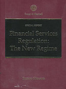 Cover of Financial Services Regulation
