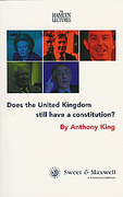 Cover of The Hamlyn Lectures: Does the United Kingdom Still Have a Constitution?
